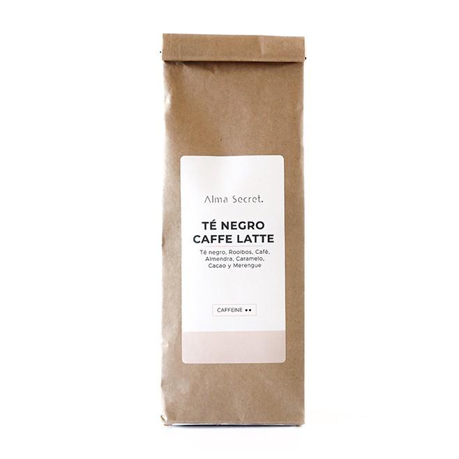 TÉ NEGRO CAFFE LATTE