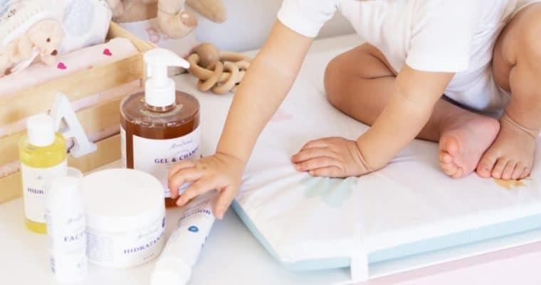 <span style='font-size:18px;'>Masaje Relajante, ¿qué productos necesita la piel de tu bebé?</span> <p class='subtitulo'>Uno de los más íntimos y mágicos para disfrutar con nuestro bebé</p>